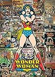 DC Comics - Wonder Woman - Justice League Comic Book