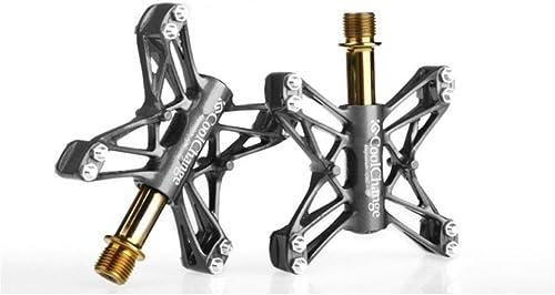 buen precio Al aire libre libre libre Pedales de la bicicleta 3 pedales sellados del cojinete Forma de la mariposa CNC plataforma de la aleación del magnesio para la bici de la carretera Eje de acero inoxidable de la bicicle  Ahorre 60% de descuento y envío rápido a todo el mundo.