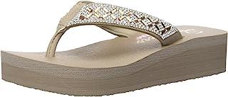 Skechers Women's Vinyasa-Lotus Princess Flip-Flop