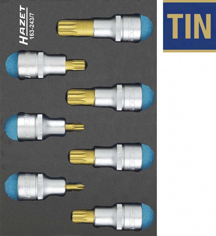 HAZET 163-243 163-243 163-243 7 Werkzeug-Satz B00B0UQYC2 | Reparieren  edb548