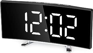 AOKIWO Digital Alarm Clock, 7