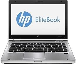 HP EliteBook 8470p LED Notebook Intel i7 3520M 2.9GHz 8gb RAM 500gb HDD
