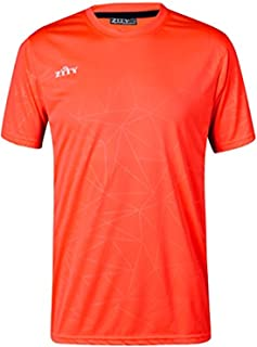 ZITY Mens Sports T Shirt Short Sleeve Quick Dry Shirts Running Atheleti Tee