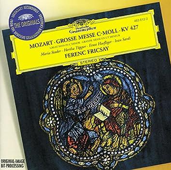 """Mozart: Mass K.427 """"Great Mass"""""""