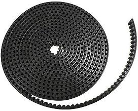 Rubber, D/&D PowerDrive 1200XXH625 Timing Belt 1 Band Torque Teeth