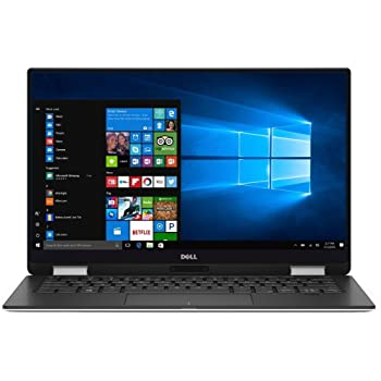 "Dell XPS 13 9365 2-in-1 - 13.3"" FHD Touch - i7-7Y75 - 8GB Ram - 256GB SSD - Black"
