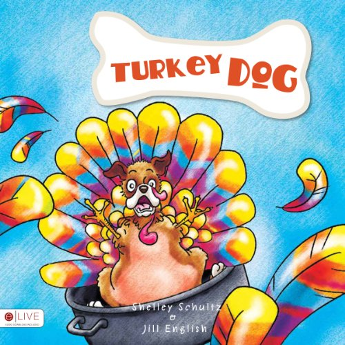 TurkeyDog audiobook cover art