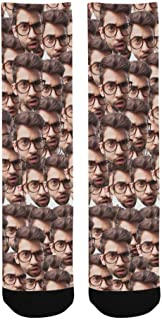 socks personalized photo
