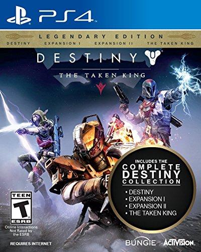 Destiny: The Taken King - Legendary Edition UK PS4