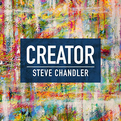 Creator audiobook cover art