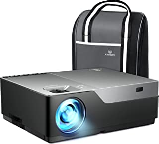 Native 1080P Home Video Projector, Full HD Projector with...