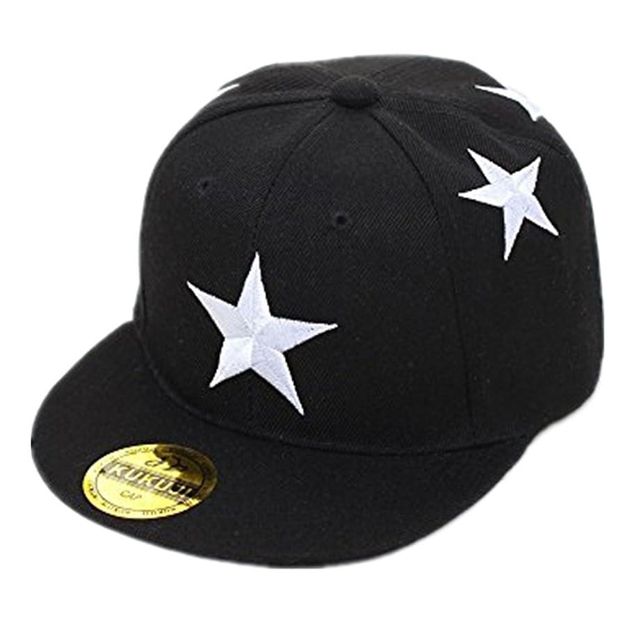 適合するご近所いつUngfu Mall キャップ キッズ 野球帽 調整可能 少年少女 カジュアル 帽子 かわいい オールシーズン適用 子供用