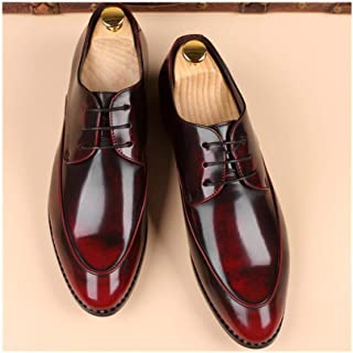 LUKEEXIN Men's Shoes, Business Shoes, Business Shoes