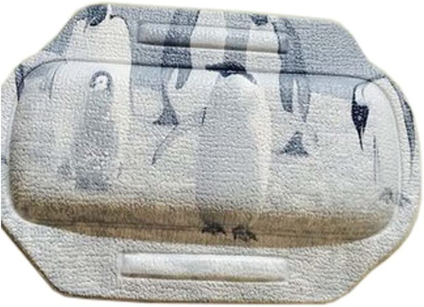 FANCYPUMPKIN Comfortable Bath Pillow Spa Free Super sale period limited shipping B Bathtub