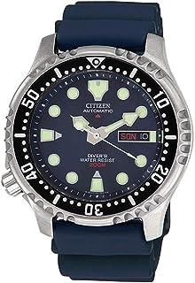 Citizen Orologio Analogico Automatico Uomo con Cinturino in Plastica NY0040-17LE