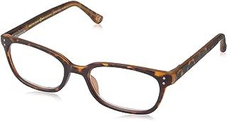 Foster Grant® Women's Sheila E.Reader Glasses, 50 mm Square, Blue Light Reading Glasses