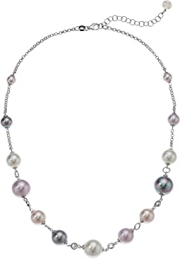 Exquisite Sterling Silver Chain Necklace
