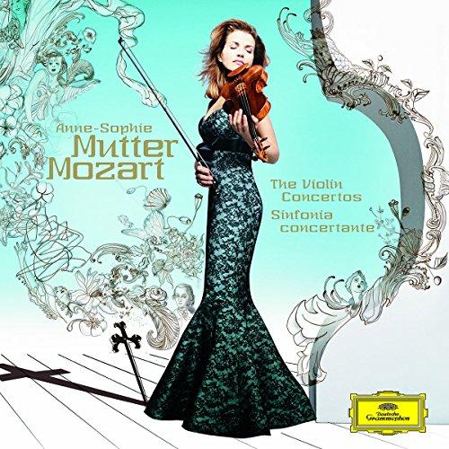Mozart: Die Violinkonzerte / Sinfonia Concertante