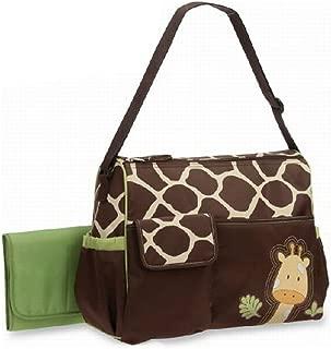 BT-RSTT Baby Boom Duffel Diaper Bag, Giraffe
