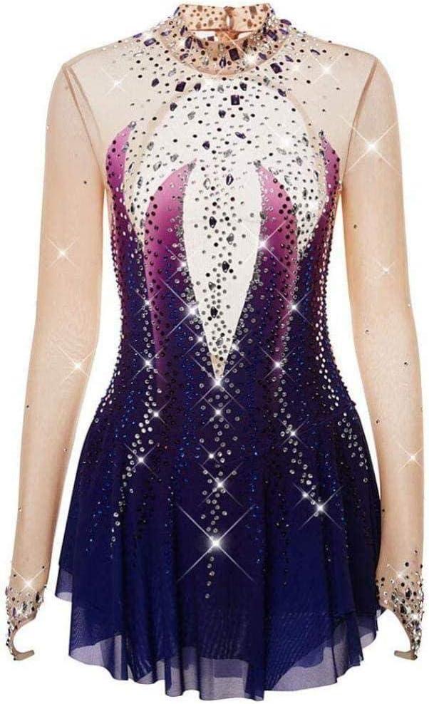 SHANGN Ice Gifts Skating Dress Rhythmic Max 53% OFF Girls Gymnastics Women Leotard