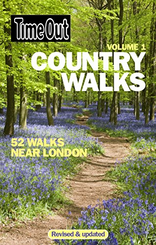 Time Out Country Walks Volume 1: 52 Walks Near London