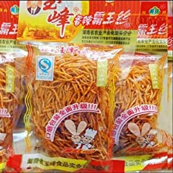 Chinese Snack Specialty Spicy food Gluten