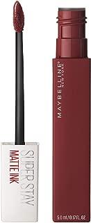 Maybelline SuperStay Matte Ink Liquid Lipstick, Voyager, 0.17 Fl Oz, 1 Count