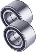 East Lake Axle rear wheel bearings kit compatible with Polaris RZR 800 2008 2009 2010 2011 2012