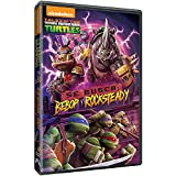 Cuentos de las Tortugas Ninja. Se Busca Bebop y Rocksteady (DVD)