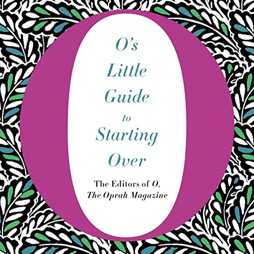 Couverture de O's Little Guide to Starting Over