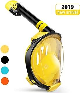Best unigear 180 full face snorkel mask Reviews