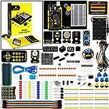 KEYESTUDIO Mega 2560 Starter Kit for Arduino Project, STEM Educational Kit for Kids and Adults