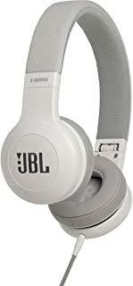 JBL Harman E35 On-Ear Headphone - White (JBLE35WHT)
