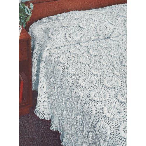 Amazoncom Vintage Crochet Pattern To Make Sunflower Motif