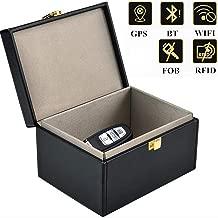 $21 » Faraday Box, Faraday Cage Key Fob Protector Case RFID Blocking Key Signal Blocker Anti Theft Keyless Car Key Safe Box Protect Your Smart Key from Being Hacked