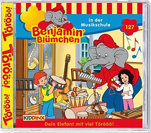 Folge 127: Benjamin in der Musikschule