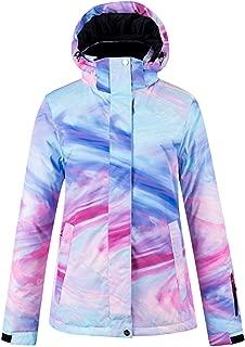 APTRO Women's Mountain Ski & Snowboard Jacket Waterproof Insulated Snow Coat