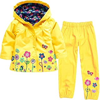 raincoat shirt and pants