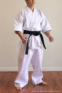 e-bogu Master Quality Butoku Full Contact Karate Uniform Set (Mfc12)