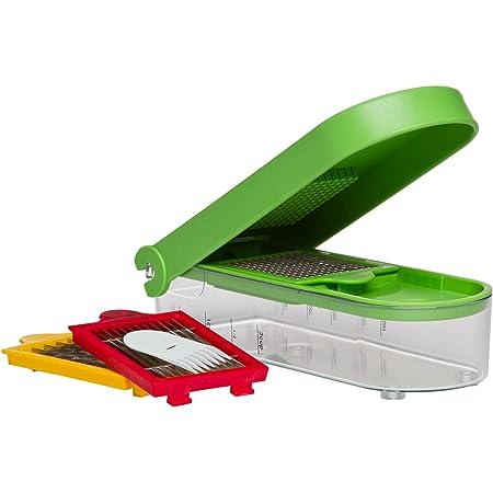 Dicer /& Spiralizer #GPC-3682  NEW Progressive Veggie Chopper