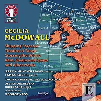 McDowall: Shipping Forecast