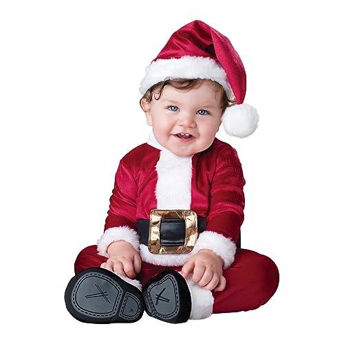 6106f4255 InCharacter Costumes Baby's Baby Santa Costume