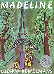 Madeline by Ludwig Bemelmans (Ages 3 to 5)