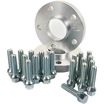V-Maxzone M-884 Intercalaires de roue en aluminium 5 mm 57,1 mm 5 x 112 mm Centre Al/ésage pour voiture