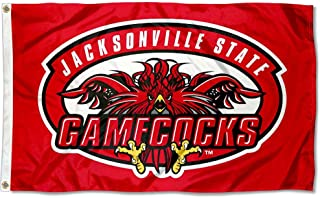 College Flags and Banners Co. Jacksonville State Gamecocks Flag