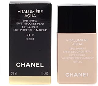 Vitalumiere Aqua Ultra Light Skin Perfecting Make Up SPF15 - # 10 Beige 30ml/1oz
