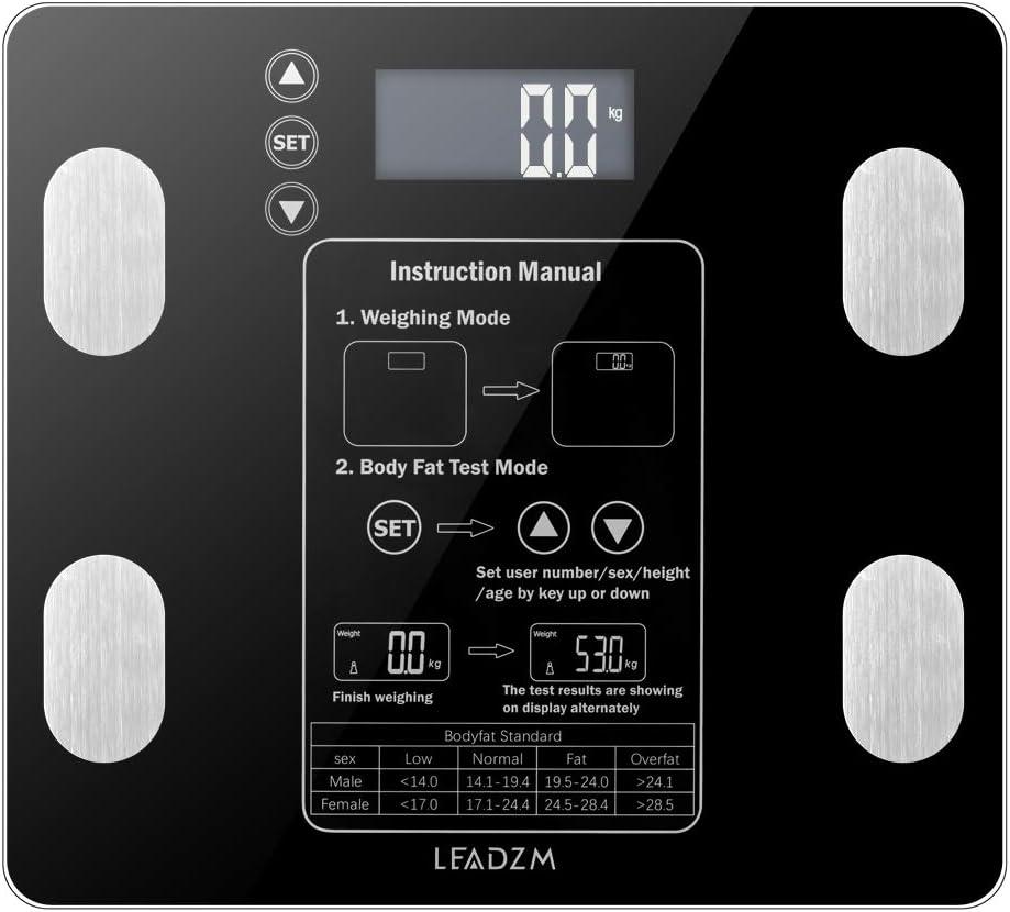 180kg 100g Digital Body Fat BMI 価格交渉OK送料無料 豊富な品 Health Muscle Scale Analyser