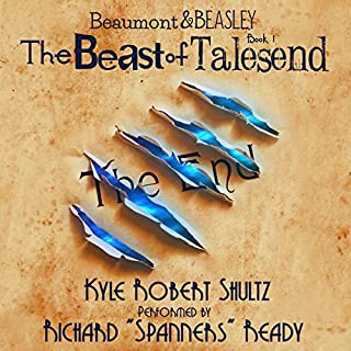The Beast of Talesend cover art