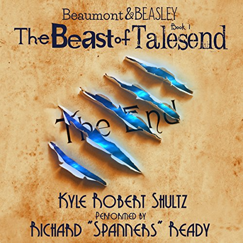 The Beast of Talesend audiobook cover art