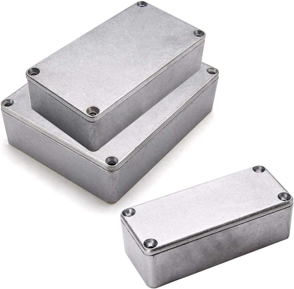SUPERTOOL Diecast Aluminium Waterproof Encl Project Electronics Detroit Mall Latest item